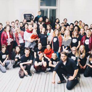 Organizační tým Prague Coffee Festivalu 2017